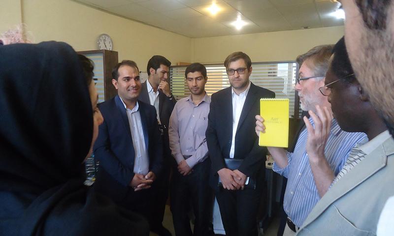 نورمحمد محمدی مدیر عامل شرکت نوین طرح خودرو